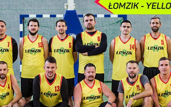 Drużyna Łomzik - Yellow Pigs
