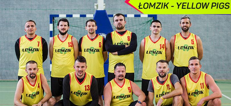Drużyna Łomzik – Yellow Pigs