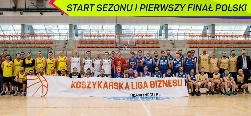 Start sezonu oraz Pierwszy Finał Polski